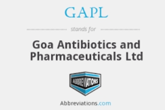 Goa Antibiotics & Pharmaceuticals Ltd. - Goa