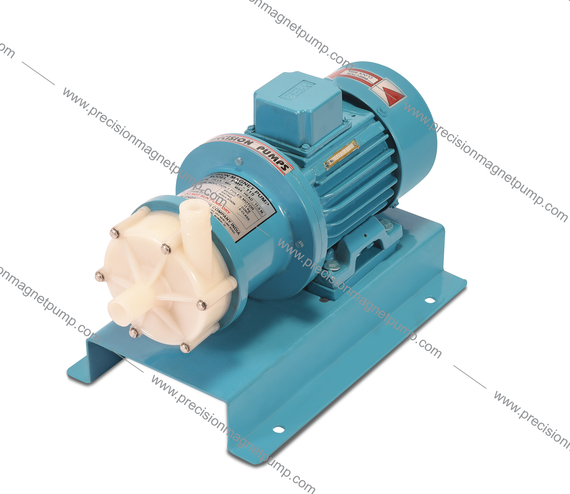 Magnetic Pump PMP-115-PVDF
