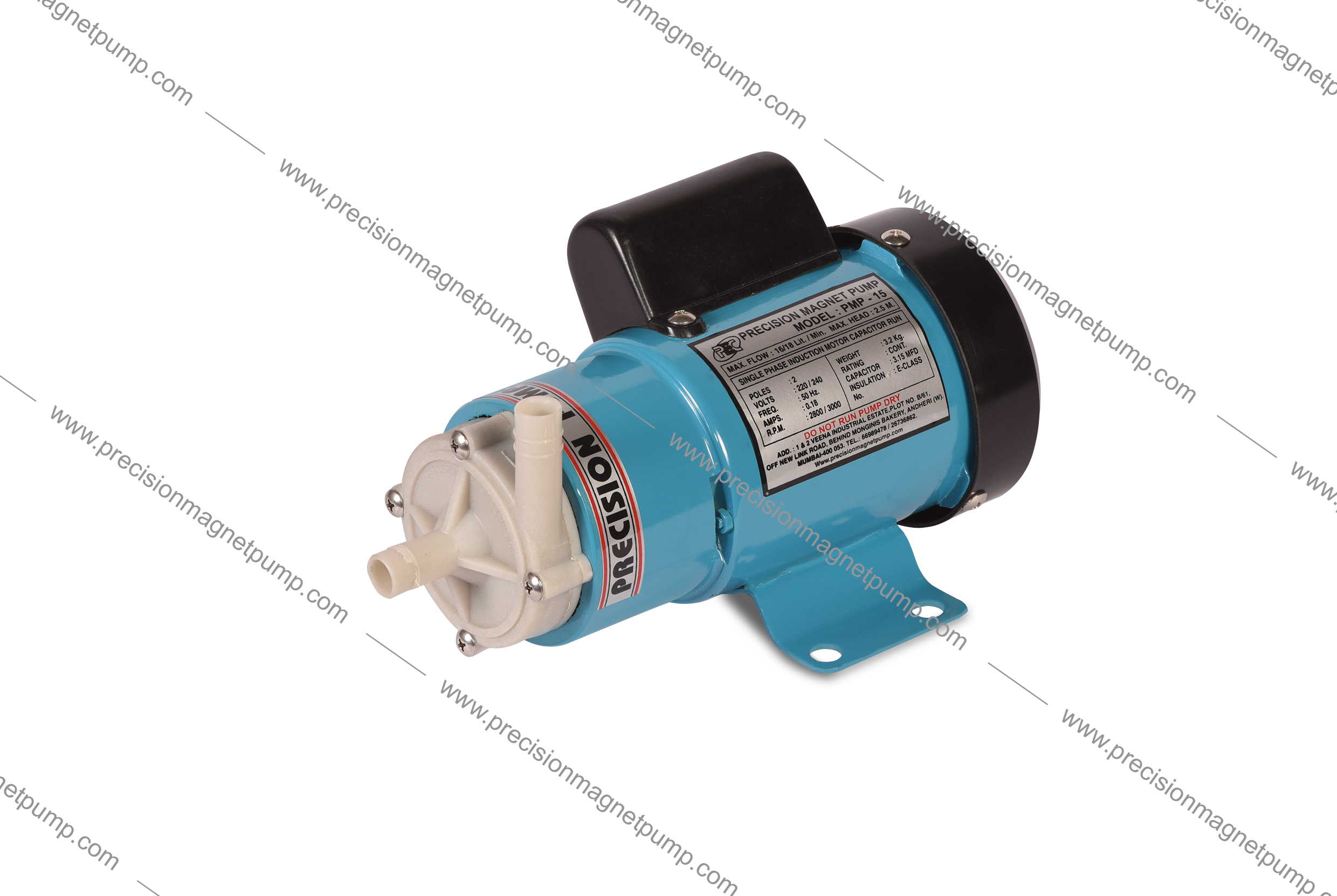 Magnetic-Pump-PMP-15-GFR-PP