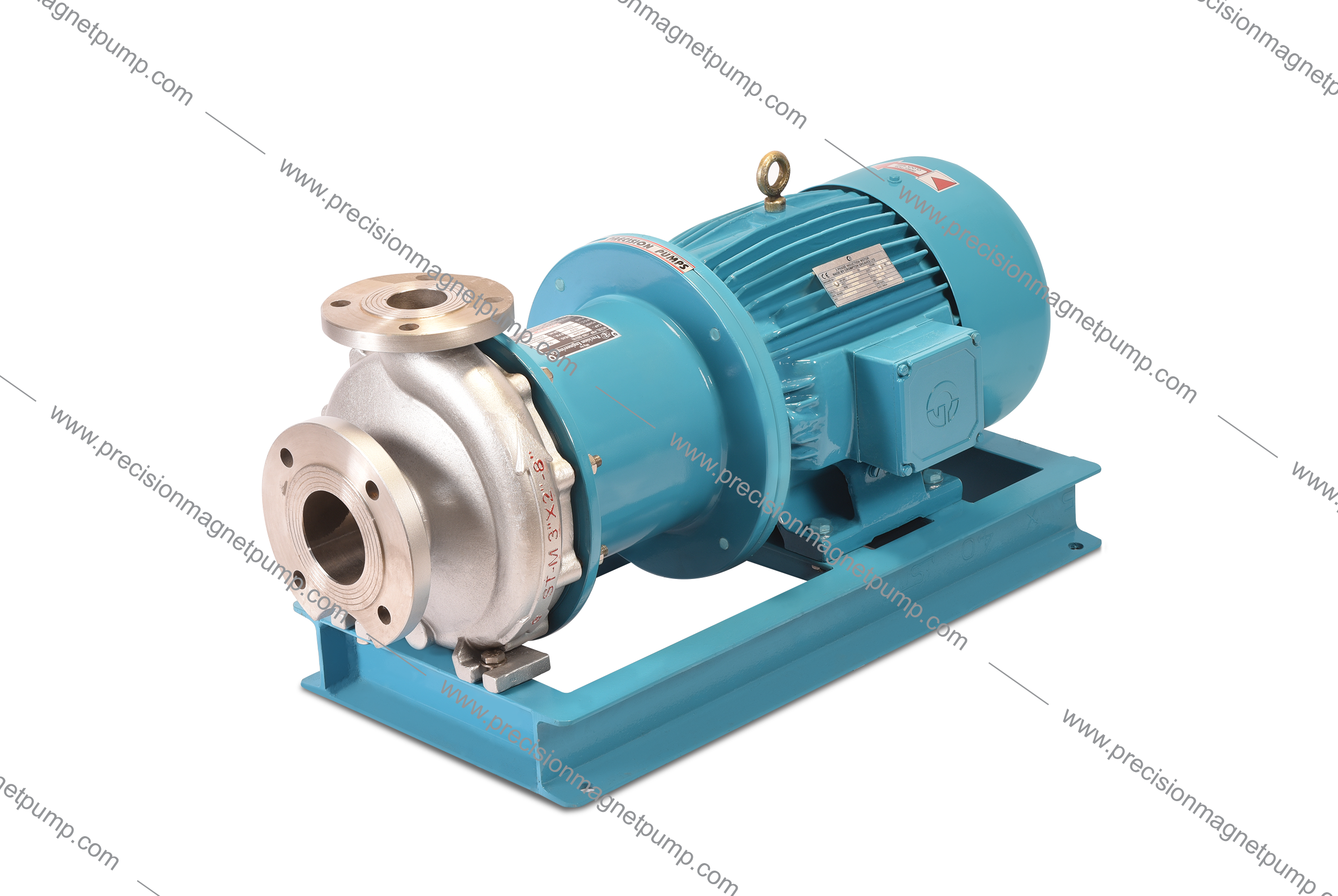 Magnetic Sealless Pump-PMP-1000-SS31