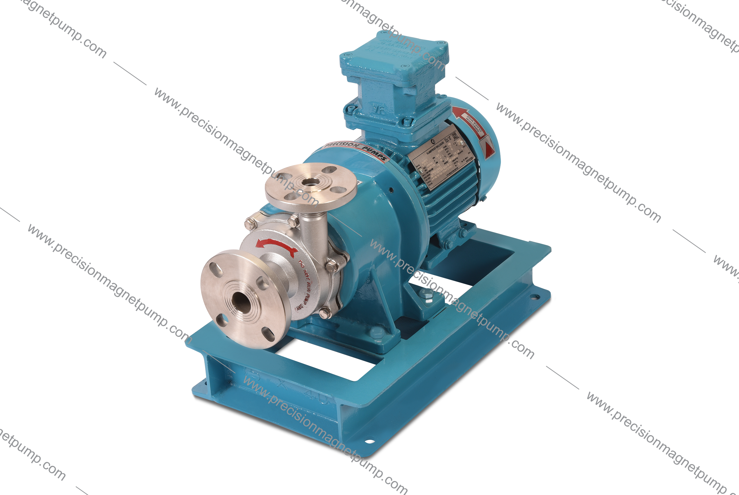 Magnetic Sealless Pump-PMP-150-SS31