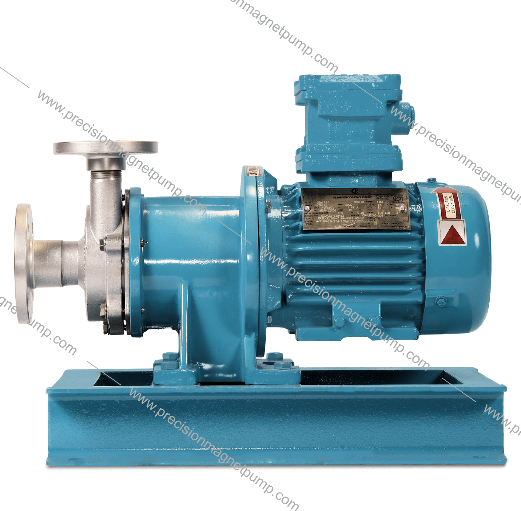 Magnetic Sealless Pump PMP-150-SS316