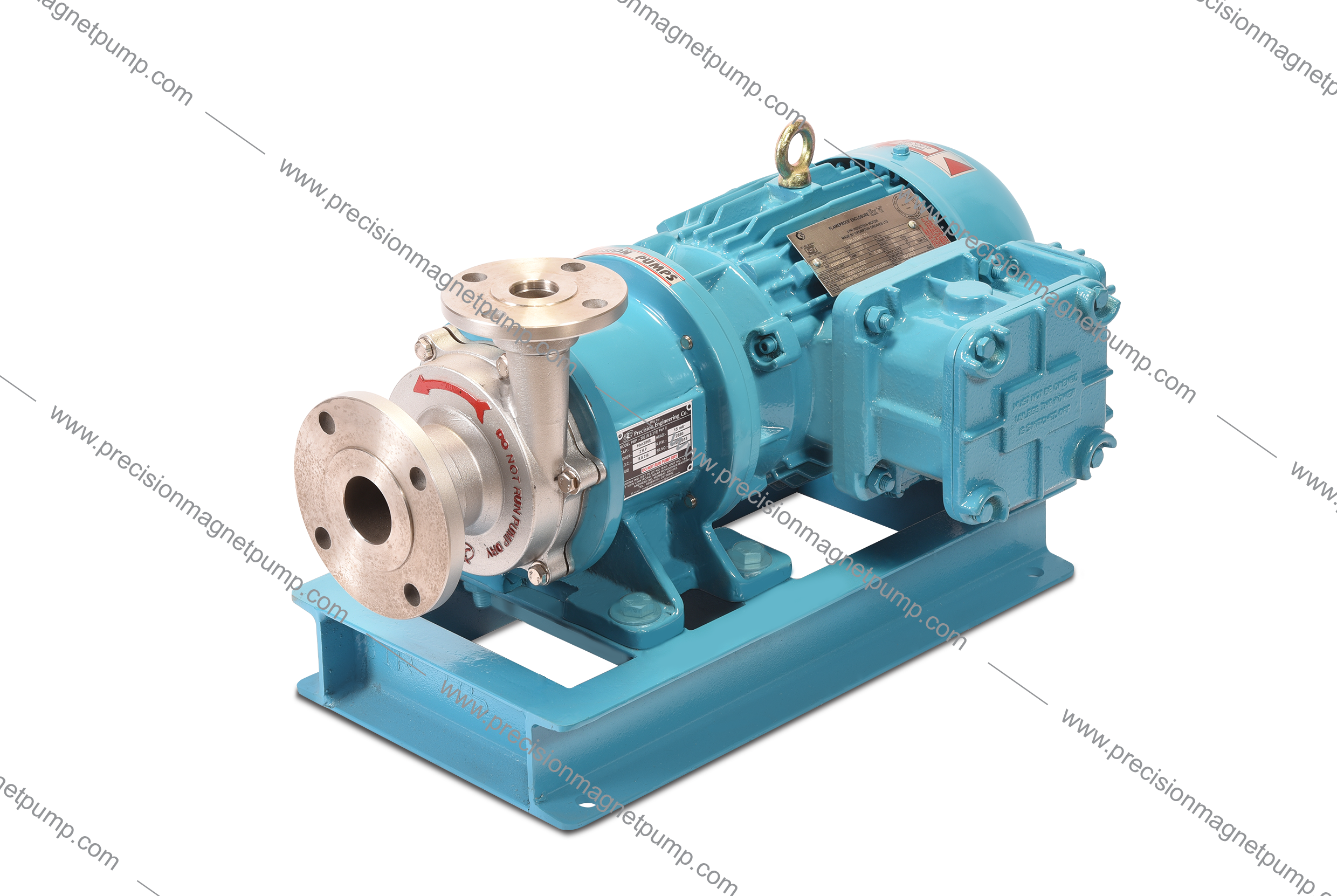Magnetic Sealless Pump-PMP-300-SS31
