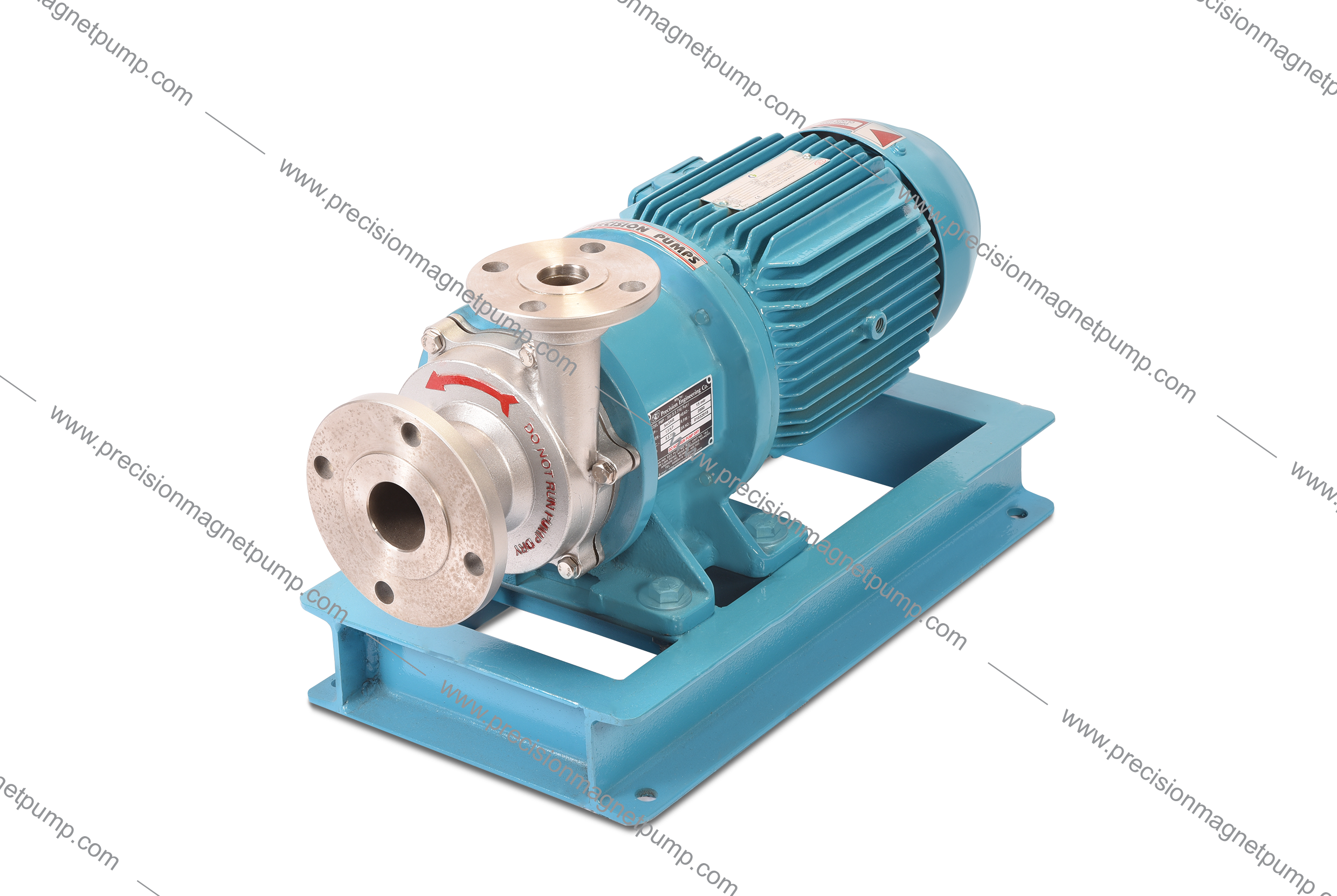 Magnetic Sealless Pump-PMP-520-SS31
