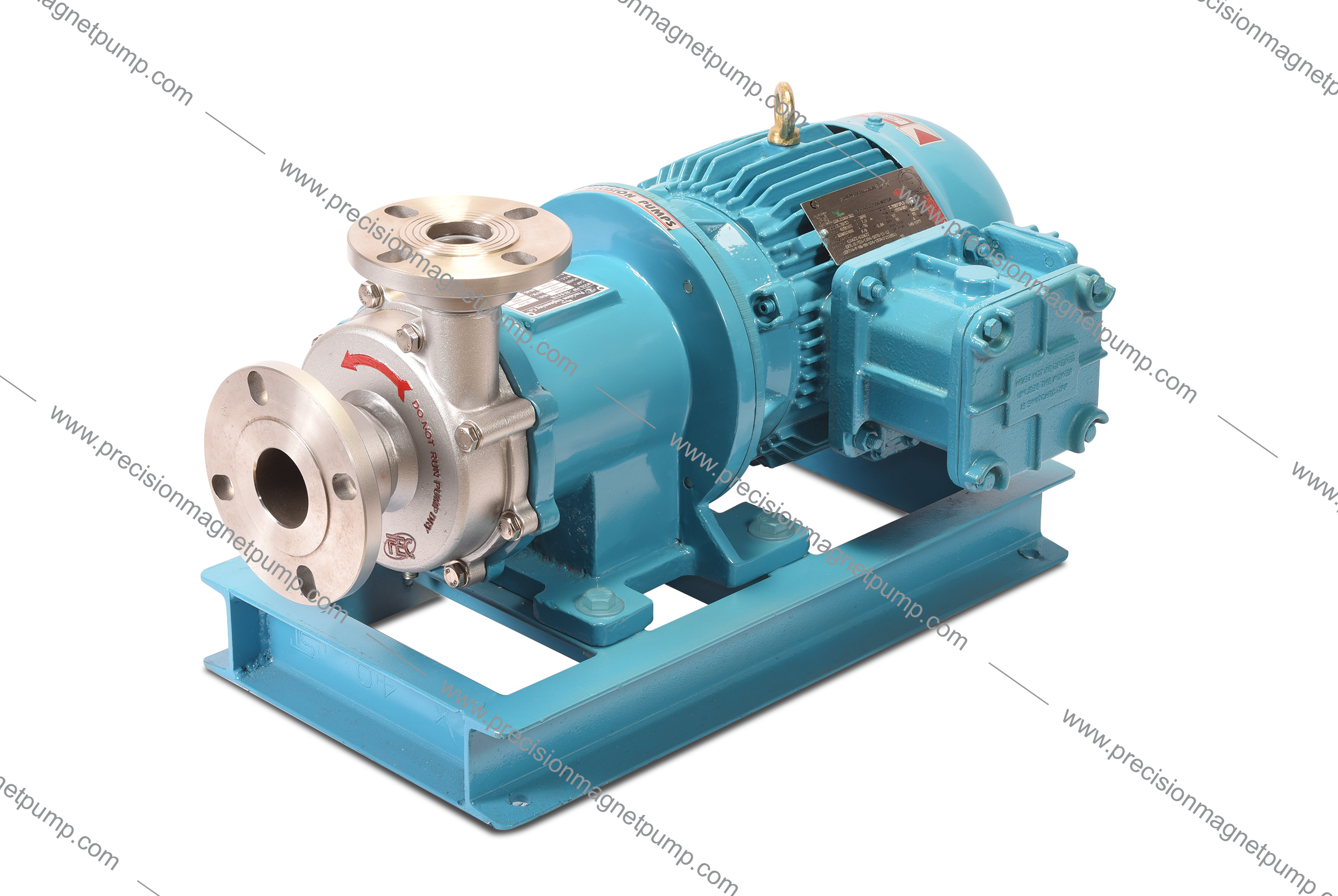 Magnetic Sealless Pump-PMP-555-SS31