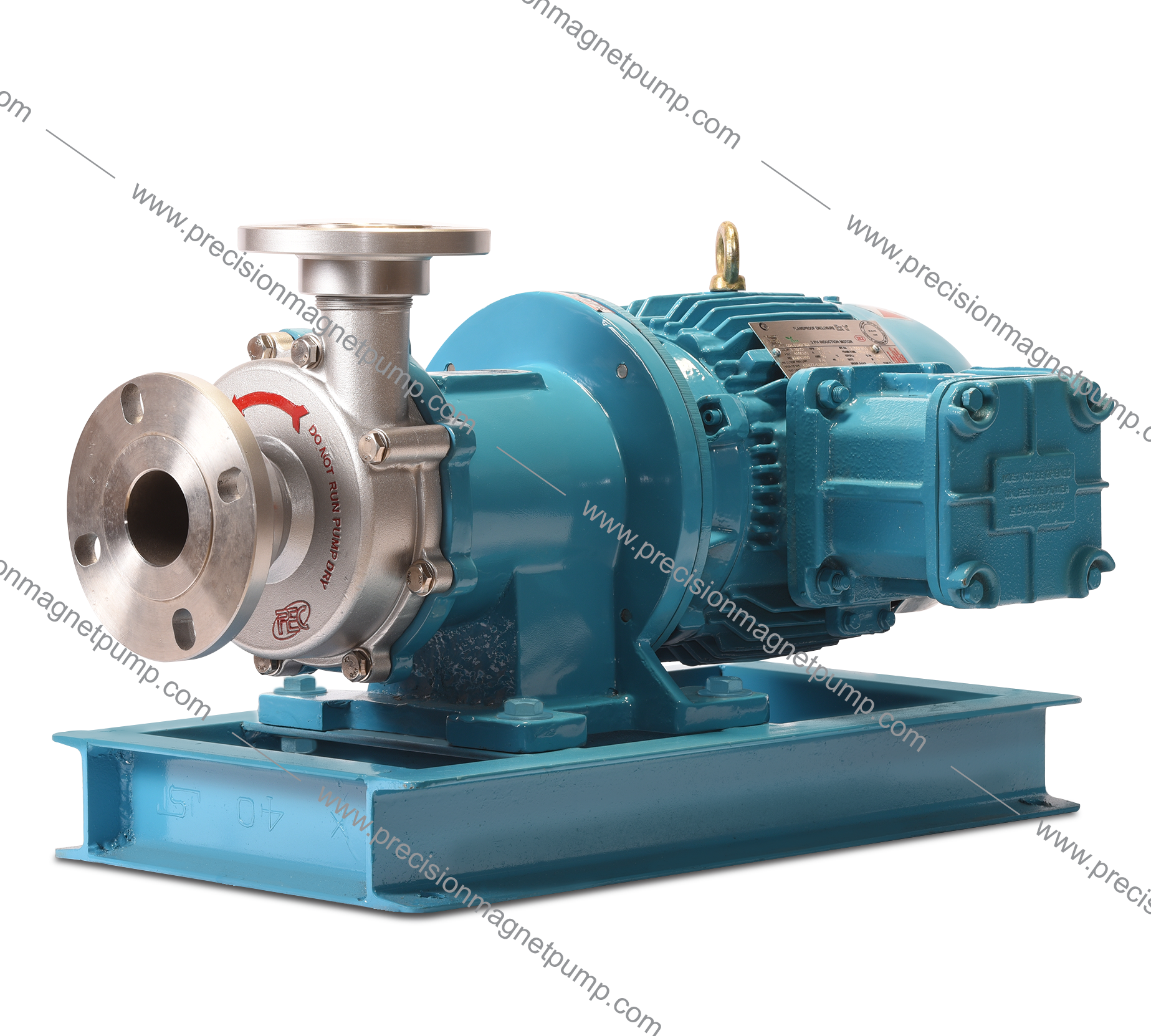 Magnetic Sealless Pump PMP-555-SS316