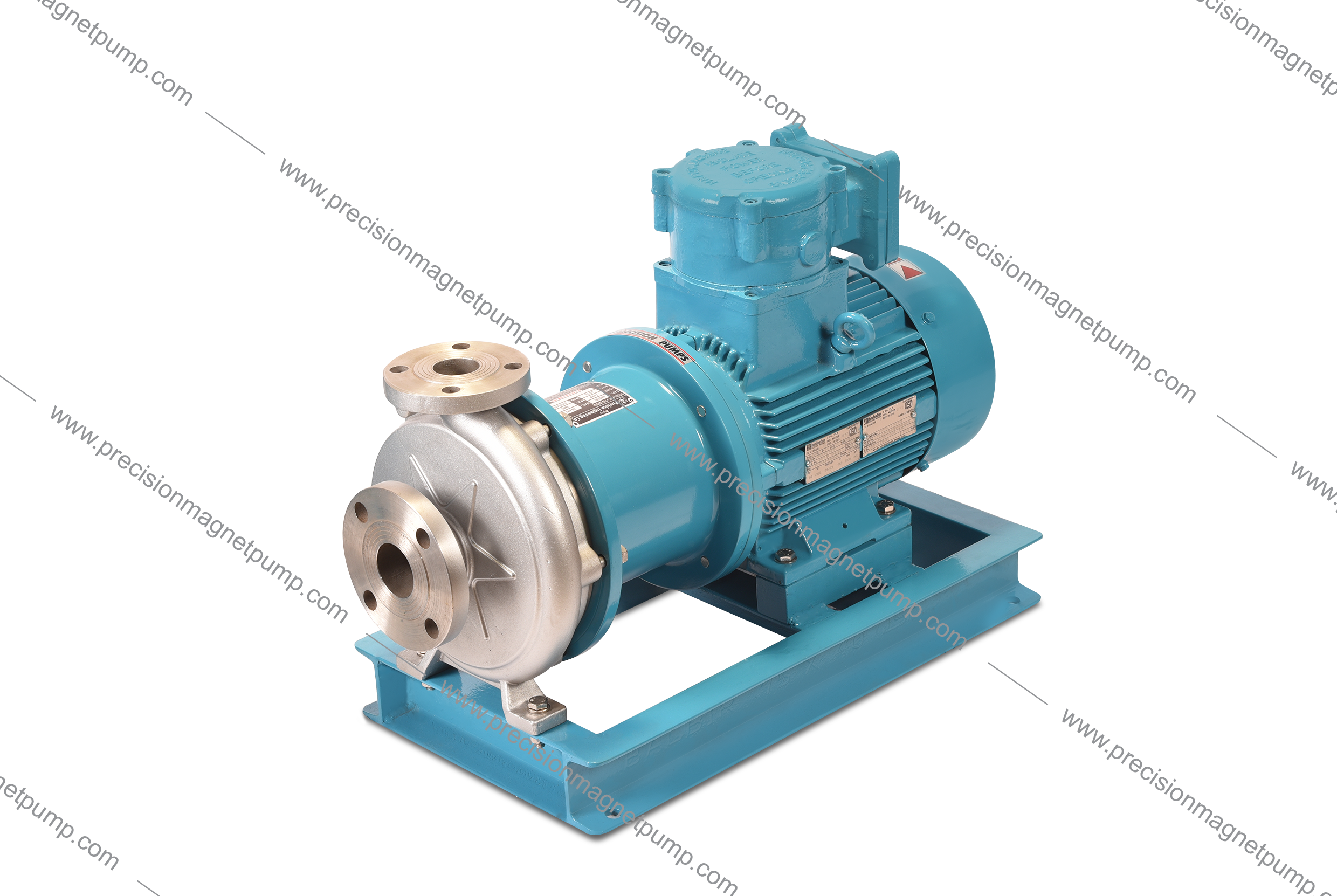 Magnetic Sealless Pump-PMP-750-SS31