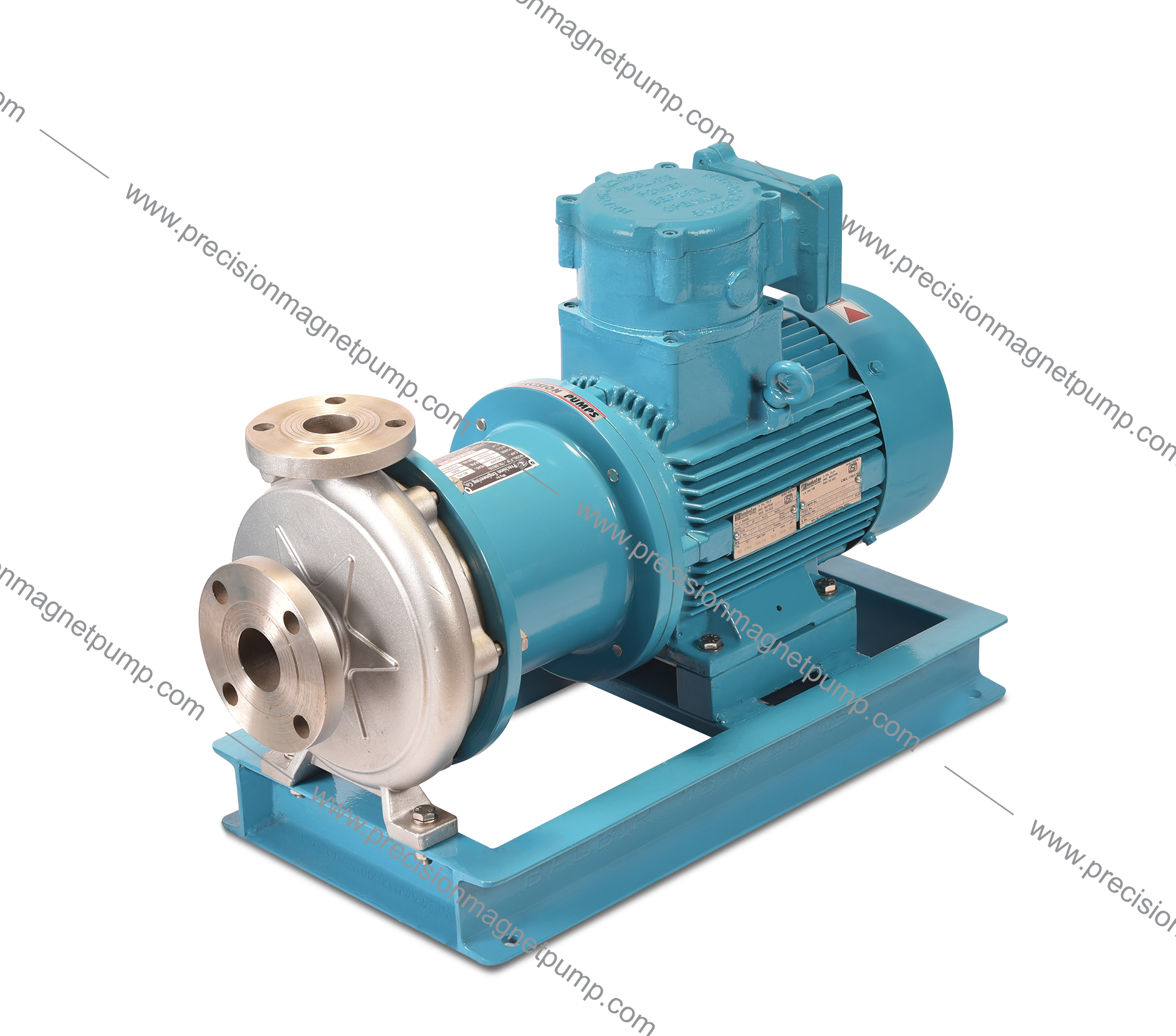Magnetic Pump PMP-750-SS316